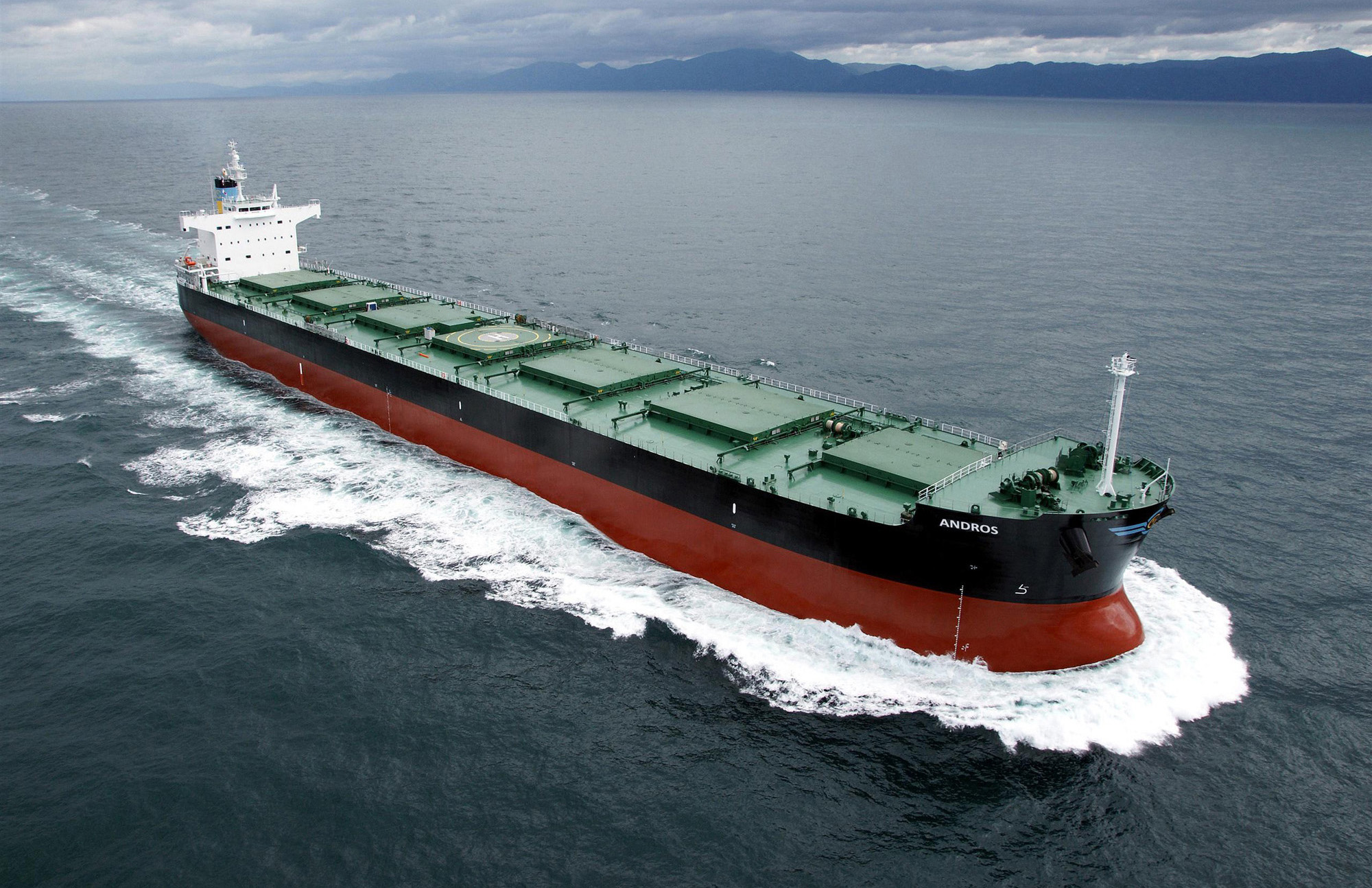 M/V ANDROS